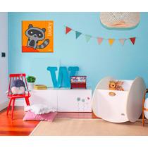 Cuadros Decorativos Para Niños En Lienzo Canvas 30x30cm