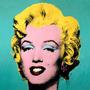 Lienzo, Tela, Marilyn Monroe, Andy Warhol: 1 X 1 M.