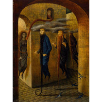 Lienzo Tela Hairy Locomotion Remedios Varo 67 X 50 Cm