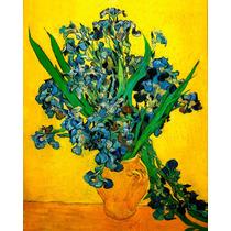 Lienzo En Tela. Van Gogh, 50 X 60 Cm.