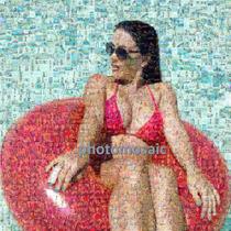 Fotomosaico Mosaico De Fotos A Tu Medida!