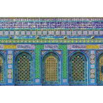Lienzo Detalle Fachada Templo Jerusalen Israel 60 X 90 Cm