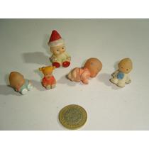 Vintage Figuras Hule Blando Muñecas Muñequitas ( 5 )