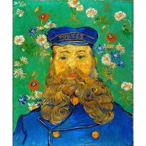 Lienzo Tela Retrato De Joseph Roulin Vincent Van Gogh Arte