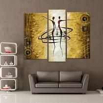 Pinturas Al Óleo - 100% Hechas A Mano - Arte - Decoración