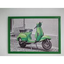 Poster Con Marco La Imagen Que Tu Quieras 45 X 65