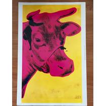 Paquete De Andy Warhol Dos Litografías Y Libro ¡r E M A T O!