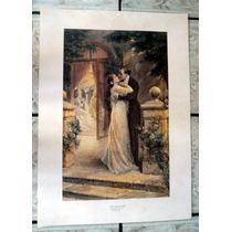 Litografías Italianas Estilos Antique Y Vintage