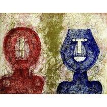 Rufino Tamayo Litografía Original Portada De Libro
