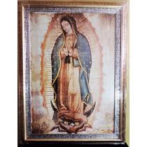 Virgen De Guadalupe - Tamaño 120 X 90 Cms