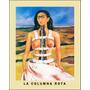 Litografía Original De Frida Kahlo, 40 X 50 Cm La Columna...