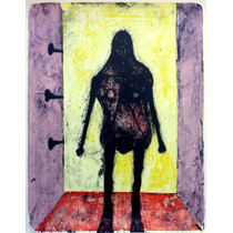 Rufino Tamayo Grabado Litografia Venus Noire 1969 Publicada