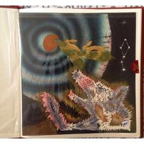 Francisco Toledo / Grabado /del Libro El Conejo Y El Coyote