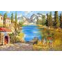 Mountain Landscape - Pinturas Al Oleo De Dmitry Spiros