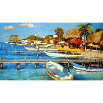 El Mar - Cuadros, Pinturas Al Oleo De Dmitry Spiros