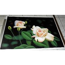 Pinturas Al Óleo: Flor Y Marina. En Medidas 90 X 120 Cm