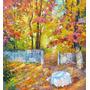 Autumn Mood - Cuadros, Pinturas Al Oleo De Dmitry Spiros