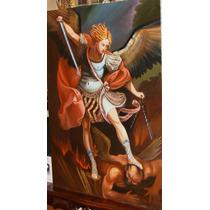 Remato San Miguel Arcangel Protector Del Hogar