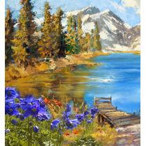 Landscape - Cuadros, Pinturas Al Oleo De Dmitry Spiros