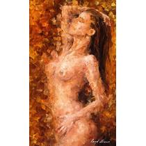 Nature Of Desire Pintura Al Oleo Del Maestro Leonid Afremov