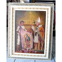 Pintura Al Óleo Tema Religioso. Maa