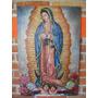 Pintura Al Oleo De La Virgen De Guadalupe