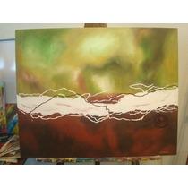 Pintura Al Óleo Minimalísta