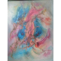 Obras De Arte Pintadas Por Flora Martinez Bravo