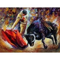 Pintura Al Oleo Del Maestro L. Afremov, Obra De Arte, Cuadro