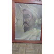 Preciosa Pintura Martha G Quijote De La Mancha
