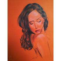Arte Decorativo Pinturas A Lapiz De Color Originales A Mano