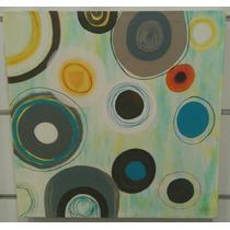 Pintura Oleo Abstracto