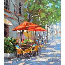 Cafe - Cuadros, Pinturas De Dmitry Spiros