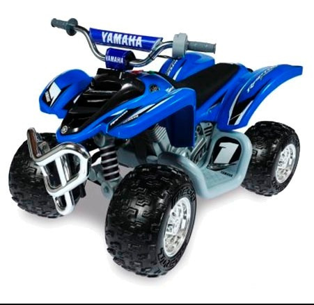 cuatrimoto electrica yamaha raptor atv 12 volt 6 en mercadolibre. Black Bedroom Furniture Sets. Home Design Ideas