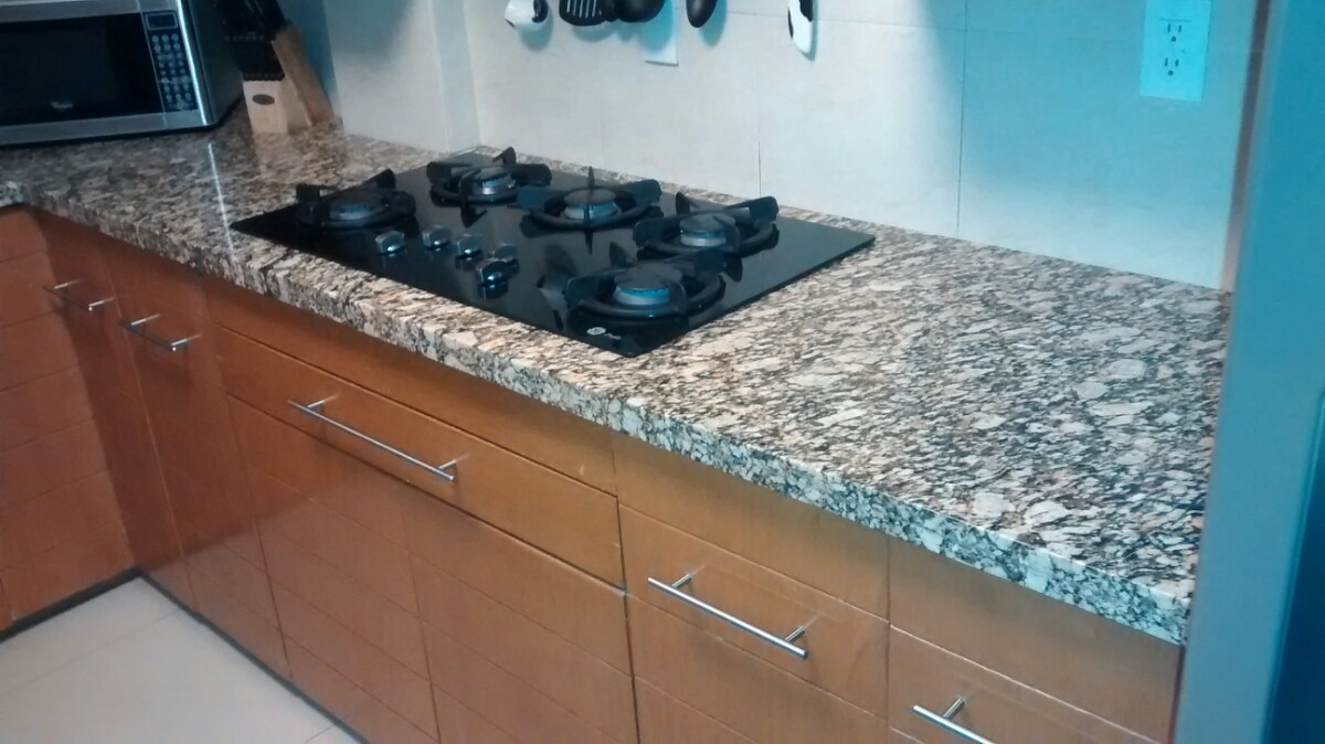 Cubiertas para cocina granito natural marmol cuarzo - Tipos de marmol para cocina ...