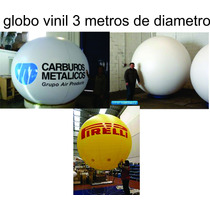 Promocional Pelota Gigante Vinil 3 Metros,serigrafia