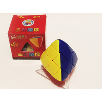 Cubo Rubick Shengshou 3x3 Mastermorphix Colored
