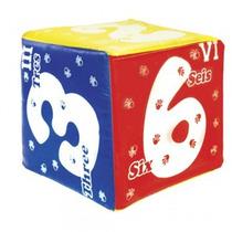 Cubo De Numeros Material Didactico