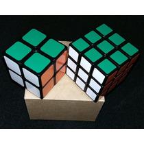 Combo Shengshou Aurora 2x2 Y 3x3