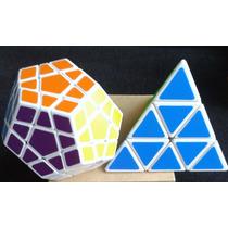 Combo Para Avanzados Megaminx Y Pyraminx Combina Con Skewb