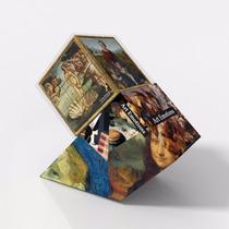 Cubo Rubik 2x2 V-cube Renacimiento Arte Renaissance