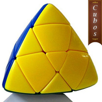 Cubo Estilo Rubik Shengshou Mastermorphix Stickerless