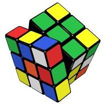 Cubo Rubik 3 X 3 Economico Oferta