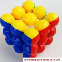 Cubo Rubik Bead Shape Cube