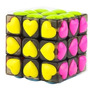 Cubo Rubik Cara Rosa, Con Corazones Yongjun Love 3x3