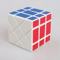 Cubo Yj Fisher 3x3 Blanco Envio Express 69 Pesos!