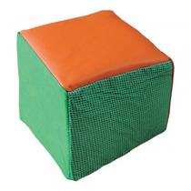 Cubo De Texturas Material Didactico