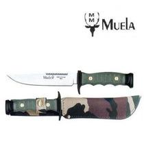 Cuchillo De Cacería Muela 7122