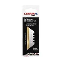 Lenox Oro 20350-gold5c Titanio Edge Cuchillo De La Lámina -