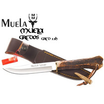 Cuchillo Muela- Gredos 13-h Cuerno De Venado
